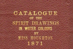 New British Gallery Exhibition of Spirit Drawings 1871